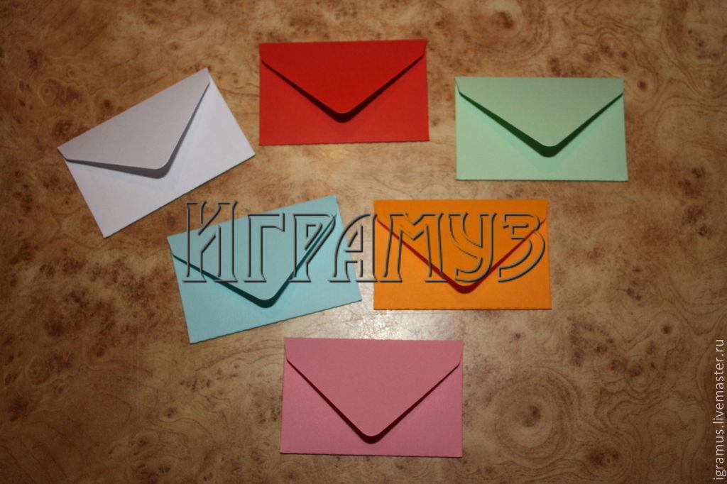 Envelope mini, Gift wrap, Moscow,  Фото №1