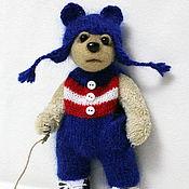 Куклы и игрушки ручной работы. Ярмарка Мастеров - ручная работа Мишка Мельдоний. Handmade.