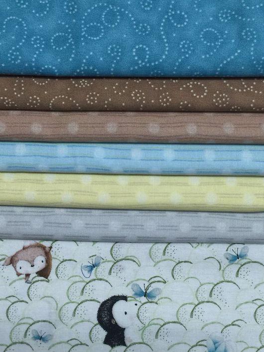 """Шитье ручной работы. Ярмарка Мастеров - ручная работа. Купить Коллекция """"Малыши"""". Handmade. Белый, пэчворк, хлопок, ткань для одеяла"""