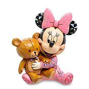 Материалы для творчества handmade. Livemaster - original item Minnie mouse silicone mold (3D). Handmade.
