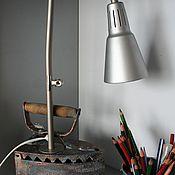 """Для дома и интерьера ручной работы. Ярмарка Мастеров - ручная работа Настольная лампа""""УТЮГ"""". Handmade."""