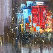 Картины и панно ручной работы. Ярмарка Мастеров - ручная работа Autumn love. Handmade.