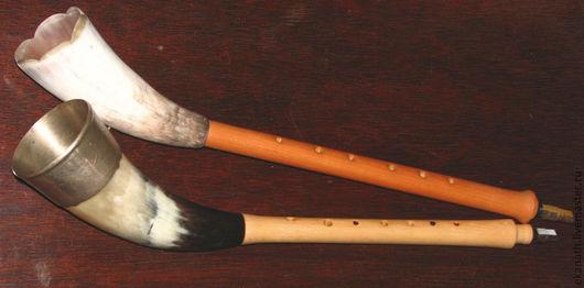 Духовые инструменты ручной работы. Ярмарка Мастеров - ручная работа. Купить Жалейка. Handmade. Жалейка, славянский, народный инструмент, дерево