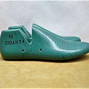 Материалы для творчества handmade. Livemaster - original item Zidan T4 pads (sneakers). Handmade.