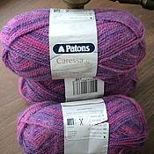 Пряжа ручной работы. Ярмарка Мастеров - ручная работа Пряжа для вязания PATONS Австралия. Handmade.