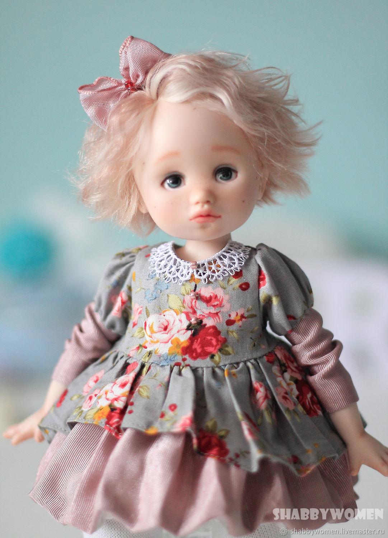 Кукла ручной работы, Интерьерная кукла, Дубовка,  Фото №1