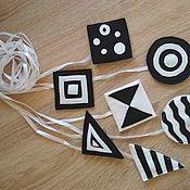Мягкие игрушки ручной работы. Ярмарка Мастеров - ручная работа Монтессори мобиль, подвесы. Handmade.