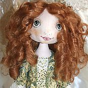 """Куклы и игрушки ручной работы. Ярмарка Мастеров - ручная работа """"Полина"""". Handmade."""