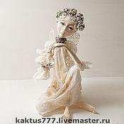 """Куклы и игрушки ручной работы. Ярмарка Мастеров - ручная работа Авторская кукла """"Ангел"""". Handmade."""