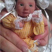 Куклы и игрушки ручной работы. Ярмарка Мастеров - ручная работа крошка Ди. Handmade.