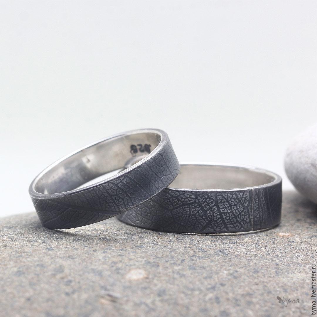 """Кольца ручной работы. Ярмарка Мастеров - ручная работа. Купить Кольцо серебряное """"Заповедные луга"""". Handmade. Кольцо, обручальное кольцо"""