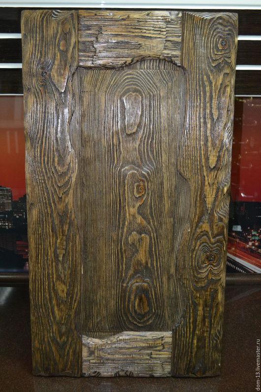 Мебель ручной работы. Ярмарка Мастеров - ручная работа. Купить Фасады для кухни из состаренного дерева. Handmade. Коричневый, деревянный, сосна