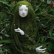 Куклы и игрушки ручной работы. Ярмарка Мастеров - ручная работа Кукла Abysse(Глубина). Handmade.