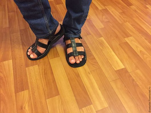 Обувь ручной работы. Ярмарка Мастеров - ручная работа. Купить Сандалии Dromader. Handmade. Сандалии, кожа натуральная, кожа телёнка