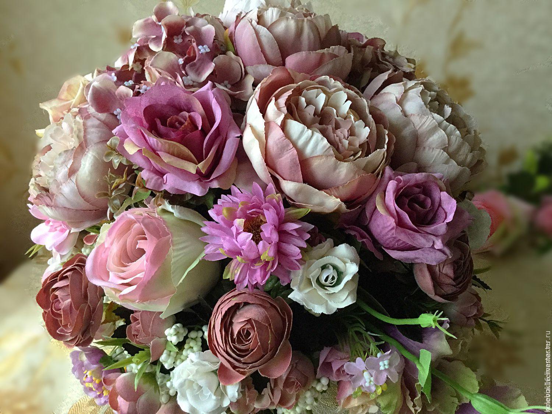 Винтажные букеты фото, невесты орхидеи