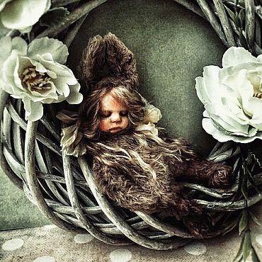 Куклы и игрушки ручной работы. Ярмарка Мастеров - ручная работа Запахи весны. Handmade.