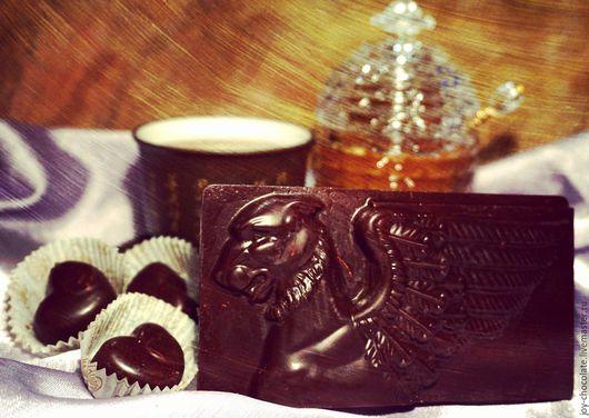 """Подарки для влюбленных ручной работы. Ярмарка Мастеров - ручная работа. Купить Шоколад """"Грифон"""". Handmade. Шоколад, натуральный, какао тёртое"""