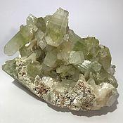 Друза Апофиллита. Коллекционные камни.