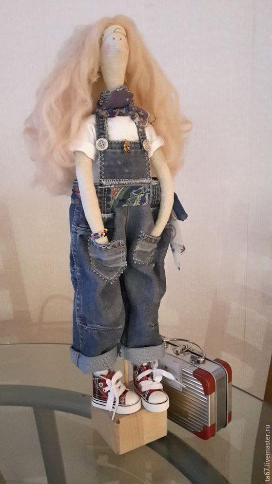 Куклы Тильды ручной работы. Ярмарка Мастеров - ручная работа. Купить подставка для куклы. Handmade. Коричневый, подставка для кукол, бук