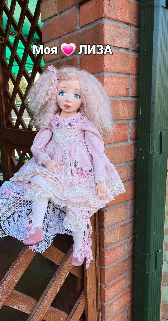 Авторская интерьерная кукла, Шарнирная кукла, Волгодонск,  Фото №1