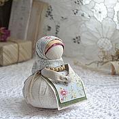 """Куклы и игрушки ручной работы. Ярмарка Мастеров - ручная работа кукла-оберег Благополучница """" Винтажная роза"""".. Handmade."""