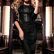 """Одежда ручной работы. Ярмарка Мастеров - ручная работа Платье """"Flirt"""" черный. Handmade."""