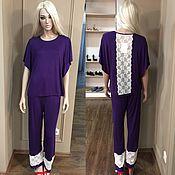 Одежда handmade. Livemaster - original item Home clothing. Handmade.