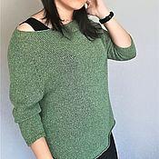 Одежда handmade. Livemaster - original item Tweed jumper. Handmade.