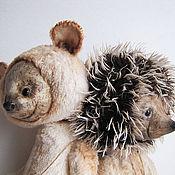 Куклы и игрушки handmade. Livemaster - original item Leh and Micah. Handmade.