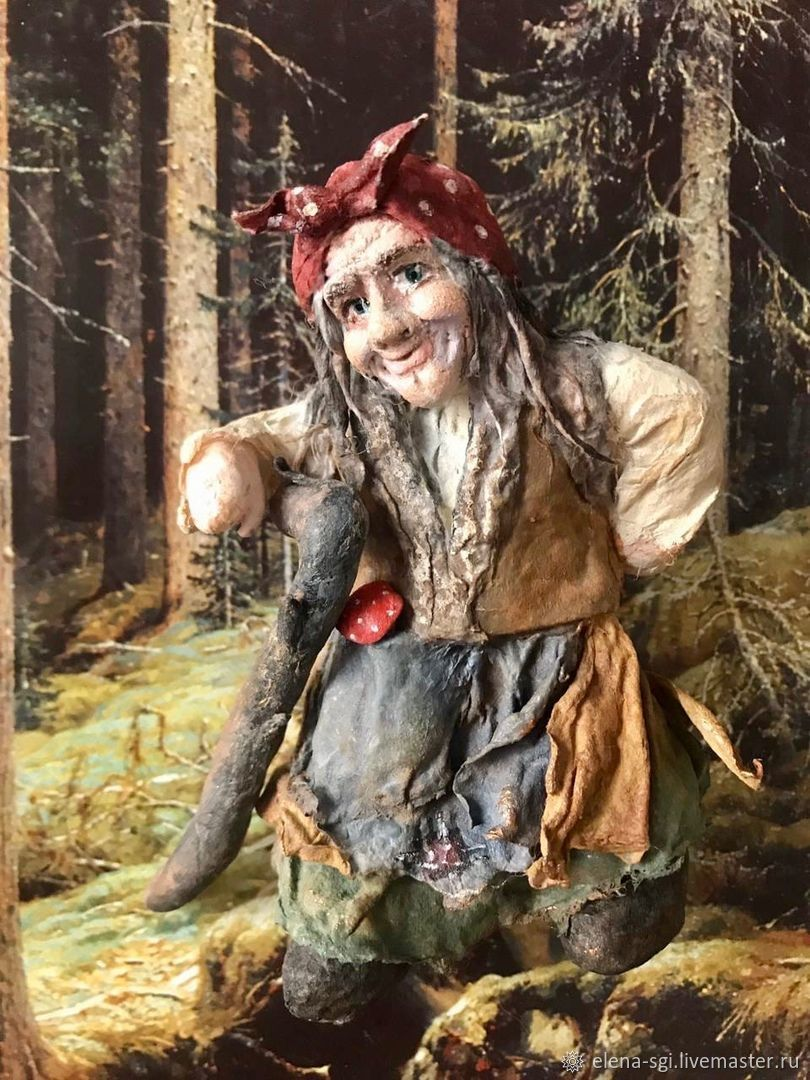 Баба-Яга, Куклы и пупсы, Самара,  Фото №1