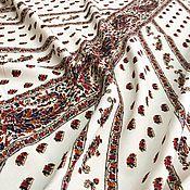 Материалы для творчества handmade. Livemaster - original item The fabric is Italian viscose