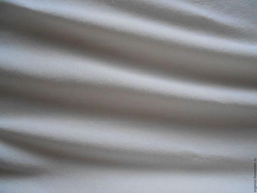Куклы и игрушки ручной работы. Ярмарка Мастеров - ручная работа. Купить Велюр хлопковый №3.. Handmade. Молочный