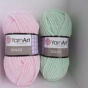 Материалы для творчества handmade. Livemaster - original item Dolce (Dolce) yarn YarnArt. Handmade.