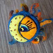 Куклы и игрушки ручной работы. Ярмарка Мастеров - ручная работа СолнцеЕж. Handmade.