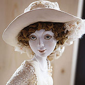 """Куклы и игрушки ручной работы. Ярмарка Мастеров - ручная работа """"Шалунья"""". Handmade."""