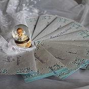 Свадебный салон ручной работы. Ярмарка Мастеров - ручная работа Приглашения на Свадьбу. Handmade.