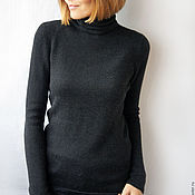 Одежда handmade. Livemaster - original item Turtleneck cashmere. Handmade.
