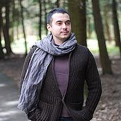 Scarves handmade. Livemaster - original item Batiste scarf