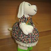 Куклы и игрушки handmade. Livemaster - original item Dog Rosalia. Handmade.