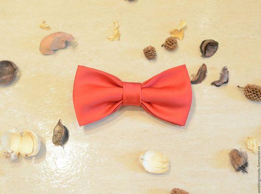 """Галстуки, бабочки ручной работы. Ярмарка Мастеров - ручная работа. Купить Галстук бабочка """"Red style"""". Handmade. Ярко-красный"""