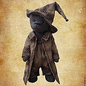 Куклы и игрушки ручной работы. Ярмарка Мастеров - ручная работа Мишка Гэндальф. Handmade.