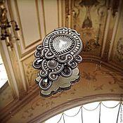 Украшения ручной работы. Ярмарка Мастеров - ручная работа Кулон Старинное серебро. Handmade.