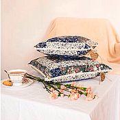 """Для дома и интерьера ручной работы. Ярмарка Мастеров - ручная работа Комплект подушечек """"Персея"""". Handmade."""