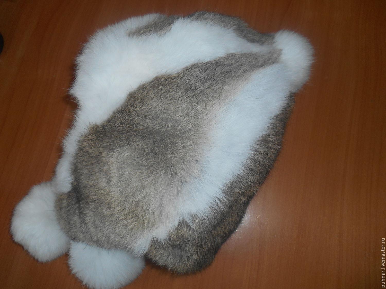 Сшить шапки из кролика 138