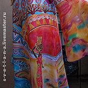 """Одежда ручной работы. Ярмарка Мастеров - ручная работа Туника """"Африка"""". Handmade."""