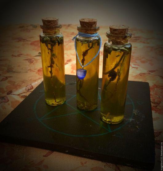 Медитация ручной работы. Ярмарка Мастеров - ручная работа. Купить Эликсиры магических способностей. Handmade. Эликсир, фуксия, магические травы