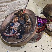 Сувениры и подарки handmade. Livemaster - original item Lost and found, children`s bonbonniere. Handmade.