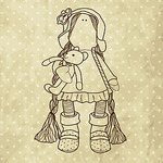 Куклы-конфетки - Ярмарка Мастеров - ручная работа, handmade