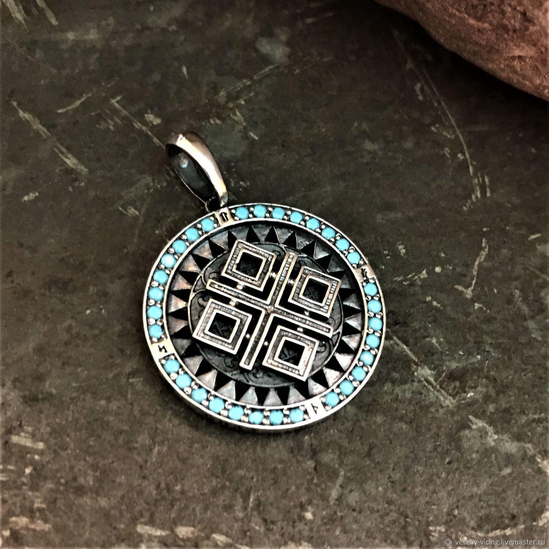 Makosh, pendant-Slavic amulet, Pendants, Sochi,  Фото №1