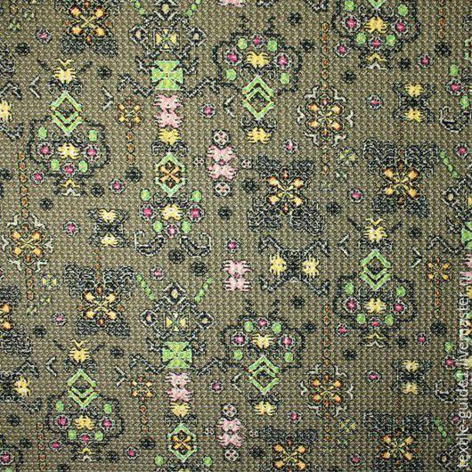 Шитье ручной работы. Ярмарка Мастеров - ручная работа. Купить Ткань костюмная Германия 9035702. Handmade. Комбинированный, ткани для одежды